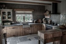 Kitchen / mood board