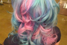 Hairstyles, Colors and ideas that I love / by Jessica Stover