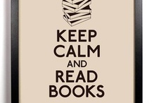 We Heart Books.  / There is no friend as loyal as a book. ~ Ernest Hemingway