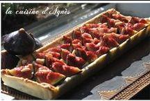 recettes sucrées 2014 / toutes les recettes publiées sur mon site : http://lacuisinedagnes.com/