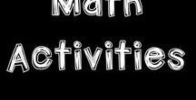 meaningful MATH / Support for your elementary students as they learn about various math skills and concepts. Ideas, activities, and resources are included that can be used during regular instruction, as anchor activities, and in learning centres.