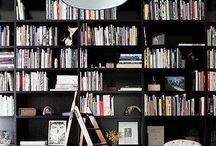 Bibliotecas / by Cristina Sanz