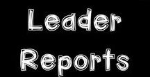 Community Leader REPORTS / Ideas, templates, resources, and strategies for teaching elementary students to write community leader reports. Tiered resources are included to meet the writing needs of all the students in your class.