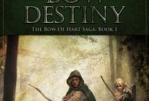 The Bow of Destiny / The first book of The Bow of Hart Saga / by P. H. Solomon