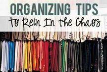 {Home} Organizing