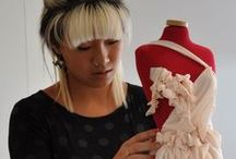 Working with half scale mannequins / Teaching day with half scale mannequins