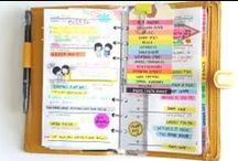 Filofax, bullet journal, planner, printables