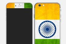 Nationality Flags Skins for Mobile / Keep your national flag waving by respecting them through our Mobile Skins and Laptops Skins.