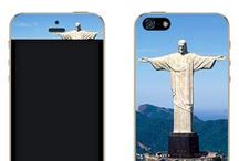 Seven Wonders of the World Skins for Mobile / Some of the great renowned places of the world.