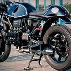 Cafe Racer / #caferacer #moto #vintage #motorcycle