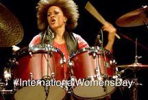MARCH 8 International Women's Day / MARCH 8 International Women's Day