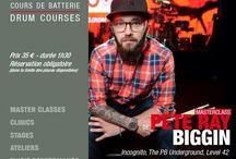 PETE RAY BIGGIN / Pete Ray Biggin Masterclass