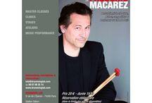 FREDERIC MACAREZ / #Frederic #Macarez - #masterclass