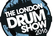 The LONDON DRUM SHOW 2016 / At #LondonDrumShow #LDS16 Met great people and great #drummers