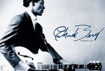 """CHUCK BERRY (October 18, 1926 – March 18, 2017) / CHUCK BERRY (October 18, 1926 – March 18, 2017)   """"If you had to give Rock 'n' Roll another name, you might call it Chuck Berry"""". John Lennon"""