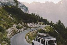 Road Trips / Road trip inspiration.