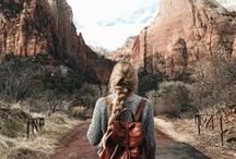 Explore / Satisfying our wanderlust.