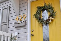Home Decor / by Jennifer Cobb