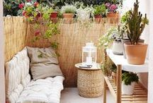 O U T S I D E / Inspiration for that front porch life, back deck livin' and organic gardening!