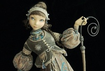 Art Doll by Tamara Pivnyuk