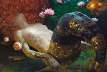 Mermaids / by Ana Col