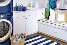 Laundry, Mudroom, Bathrooms / Laundry and Bathroom Ideas / by Jennifer Cobb