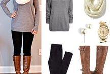 Fall Festivities & Fashion / by Kassidy Ames