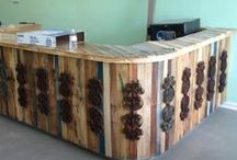 Recycle Pallets / by Art Clark