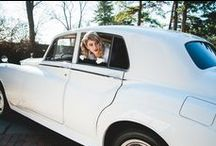 Vintage Inspiration / Take a walk down memory lane—see how modern brides are mixing it up with gorgeous vintage-inspired style.