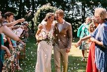 Outdoor Weddings / Enrich your wedding photos with the glory and beauty of nature! These sites are so breathtaking, we wish we could visit them all.