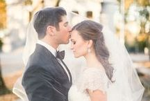 The Bride & Groom / by Bel Aire Bridal