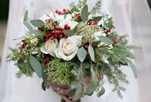 Christmas Weddings / 'Tis the season to get married!
