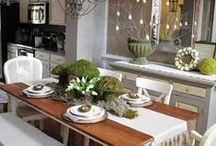 Dining Inspiration / Sit down to a great dining room. One that's perfect to entertain in, cosy around and play games or to have the Sunday morning brekkie with the kids. Here is just a taste of what inspires us at Sareen Stone. Pin On www.sareenstone.com.au