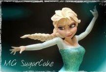 MG sugarcake /  CAKE DESIGNER