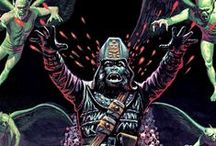Go Monkey Go! / Mojo  / by All things Powerpuff !