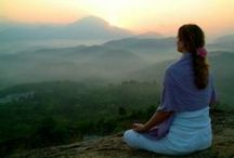 Meditation / A collection of guided meditation videos, audio tracks, and more.