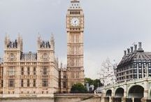 Study in England / Pics of different parts of England and universities which attend the Study and Go Abroad Fair