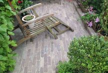 Mijn kleine tuin