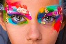 Beautifully Painted Faces