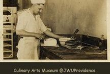 FridayNightSupper / A collection of #FridayNightSupper posts from the collection of the Culinary Arts Museum at Johnson & Wales University, Providence, Rhode Island.
