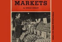 SaturdayMarket / A collection of #SaturdayMarket posts from the collection of the Culinary Arts Museum at Johnson & Wales University, Providence, Rhode Island.
