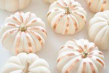 Fall / Fall Crafts, Food and DIY