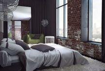 bedrooms / Inspiraciones para dormitorios