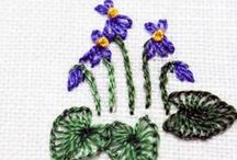 Needlework / Stitches & Projects