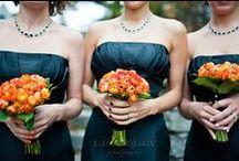 Halloween Weddings / 'Till death do you part! Fantastically creepy and fabulously spooky ideas for your October wedding.