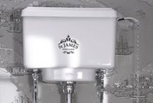 Traditional Toilets, Cisterns & Bidets / Our Traditional Toilets, Cisterns & Bidets are influenced by designs from the Victorian era and complement our traditional bathroom suites. Our range of Traditional Toilets, Cisterns & Bidets allows you to put together a bespoke bathroom design to suit your individual requirements.
