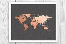 World maps / #cartedumonde #worldmap