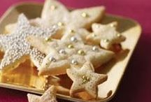 Stars & Sprinkles Holiday Cookies / Bakers of all ages will love decorating these festive cookies!