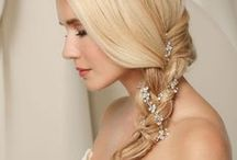 Spring 2015 Collection / Bohemian halos, sparkling accents, and enchanting statement pieces for your special day.