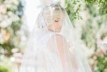 Parisian-Inspired Editorial Shoot / Oh là là! Pretty Parisian-inspired looks for the romantic, glamorous bride.